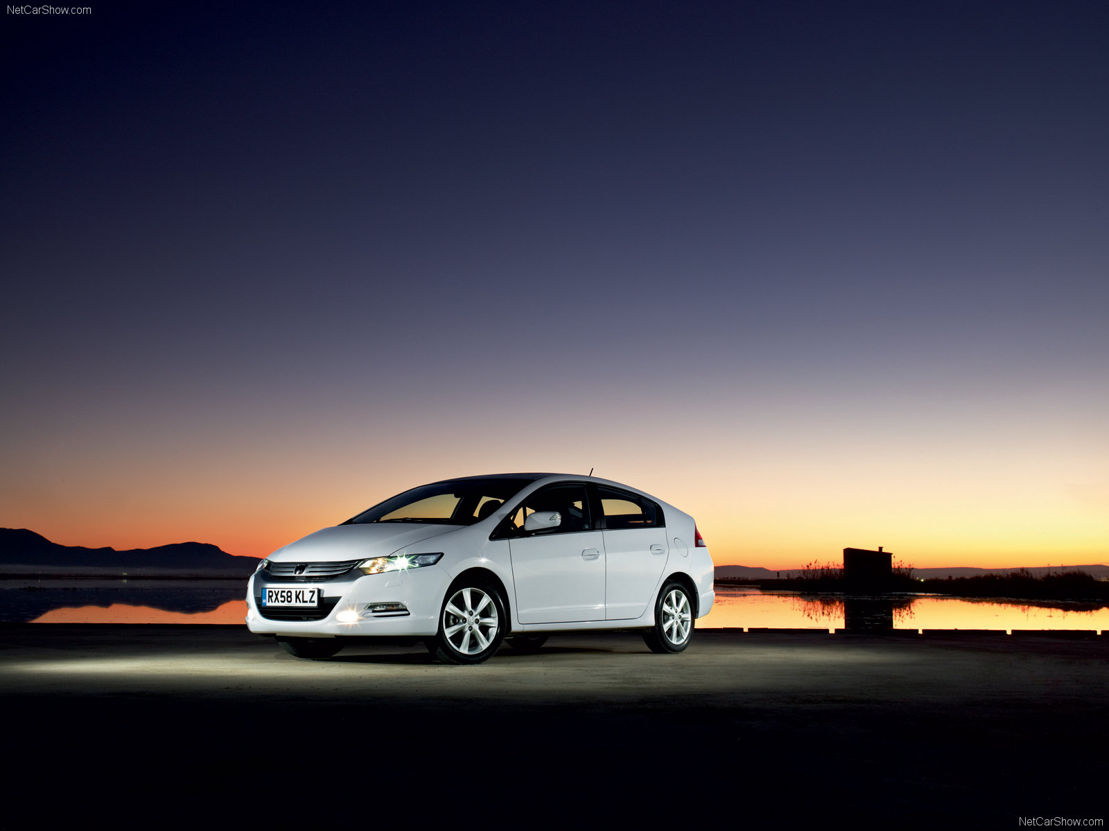 Honda Insight 2010 - Хонда