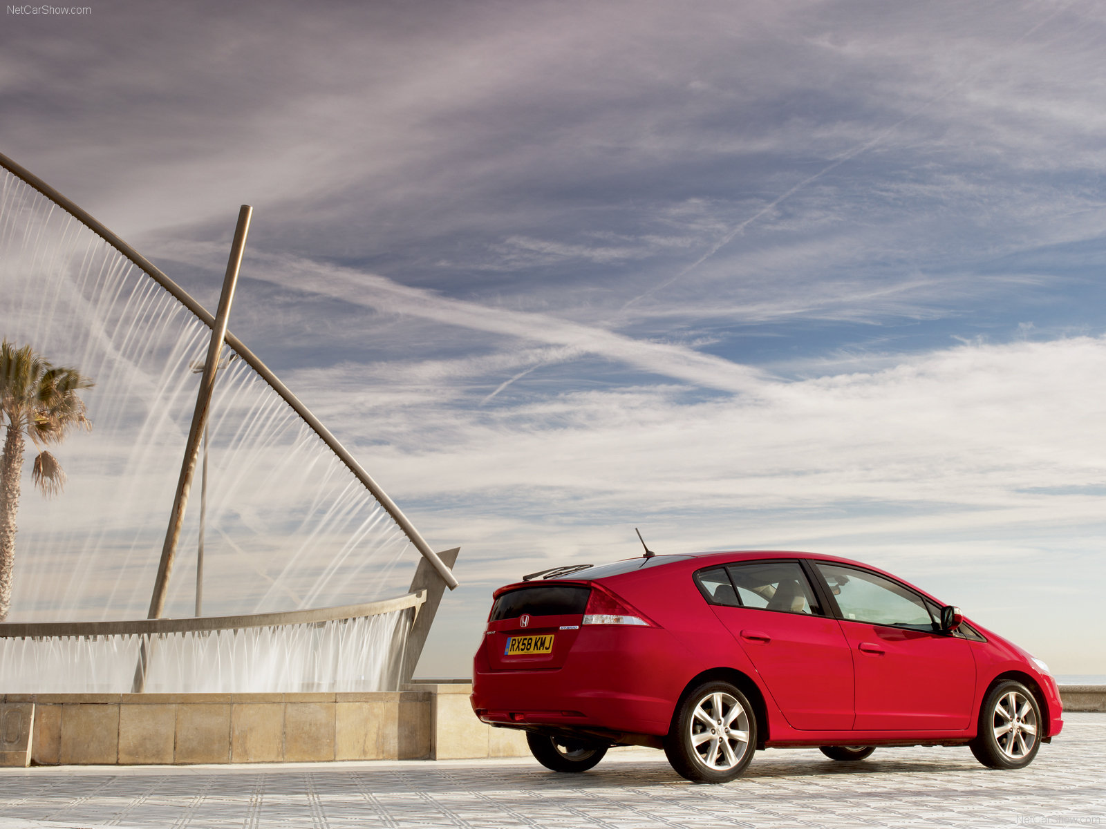 Photo - Honda Insight Hybrid