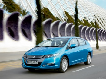 Фото Хонда - Honda Insight 2010