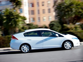 Honda Insight EU Version 2010 wallpaper