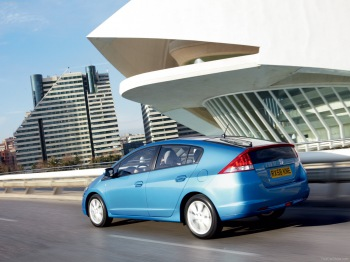 Honda Insight 2010 - Новый гибрид