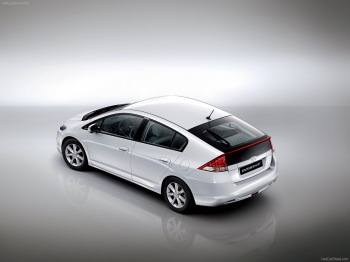 Хонда / Honda Insight - Обои