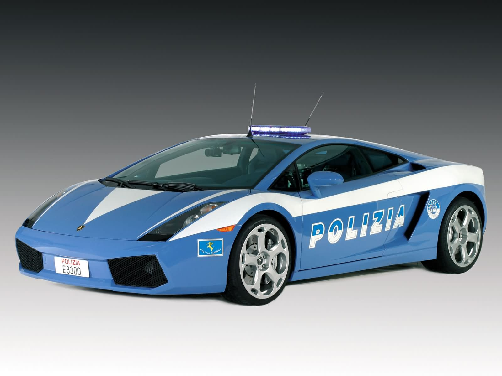 lamborghini gallardo police version (1)