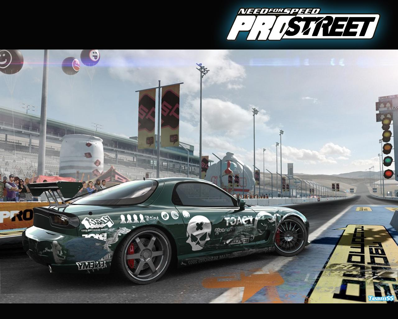 Рисунки - Need for Speed Pro Street