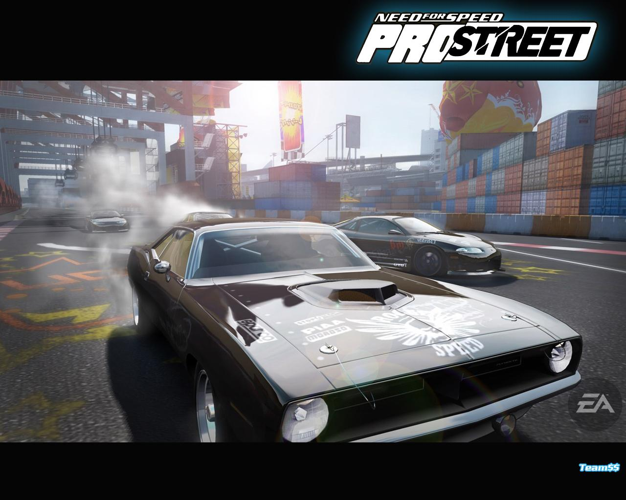 Картинки - Need for Speed Pro Street