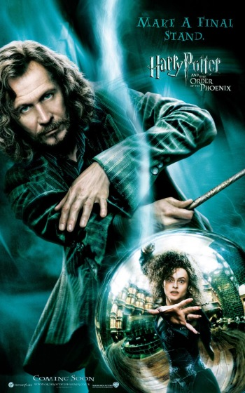Гарри Поттер и Орден Феникса», Harry Potter and the Order of the Phoenix