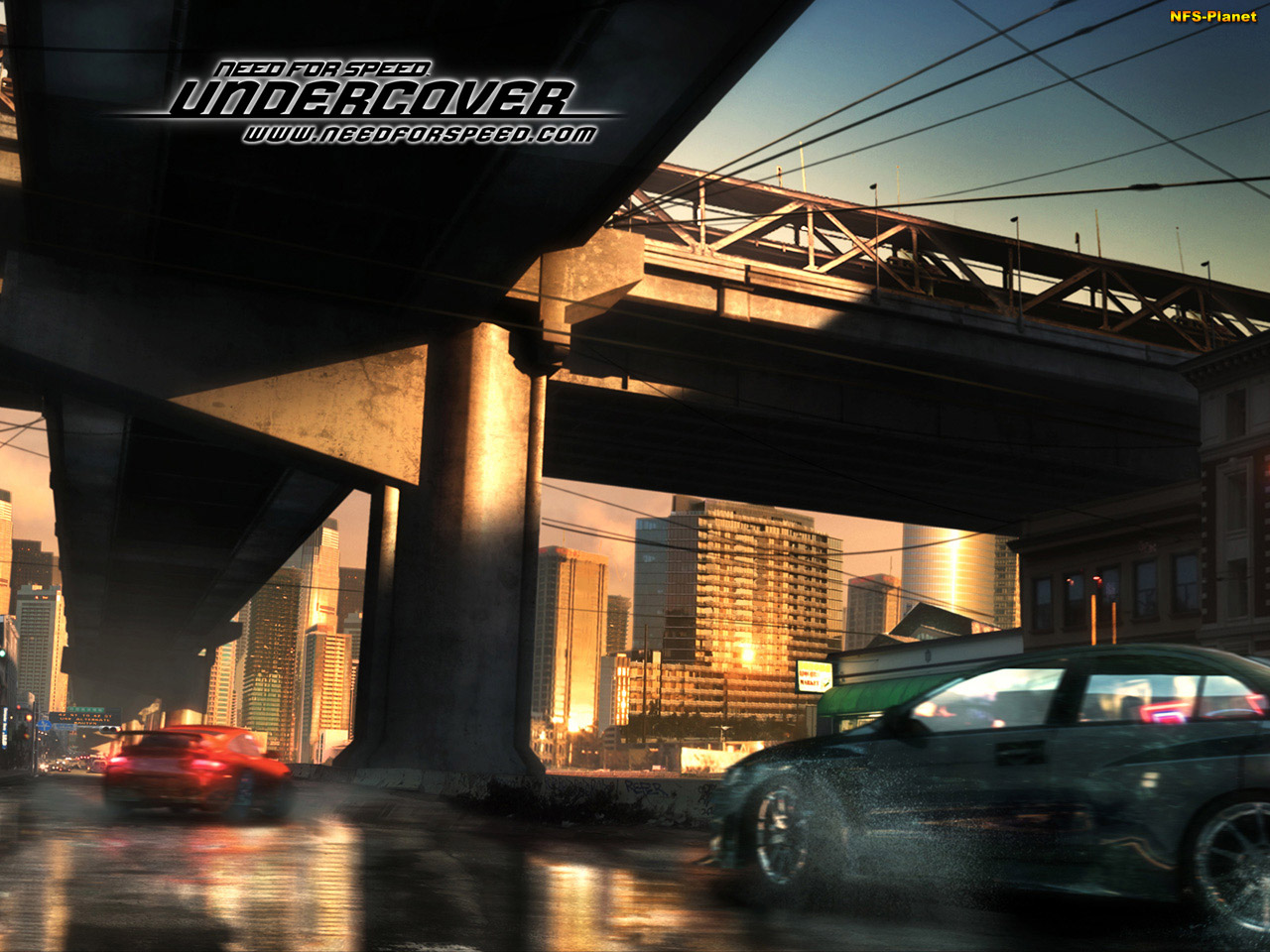 Скриншоты undercover - need for speed