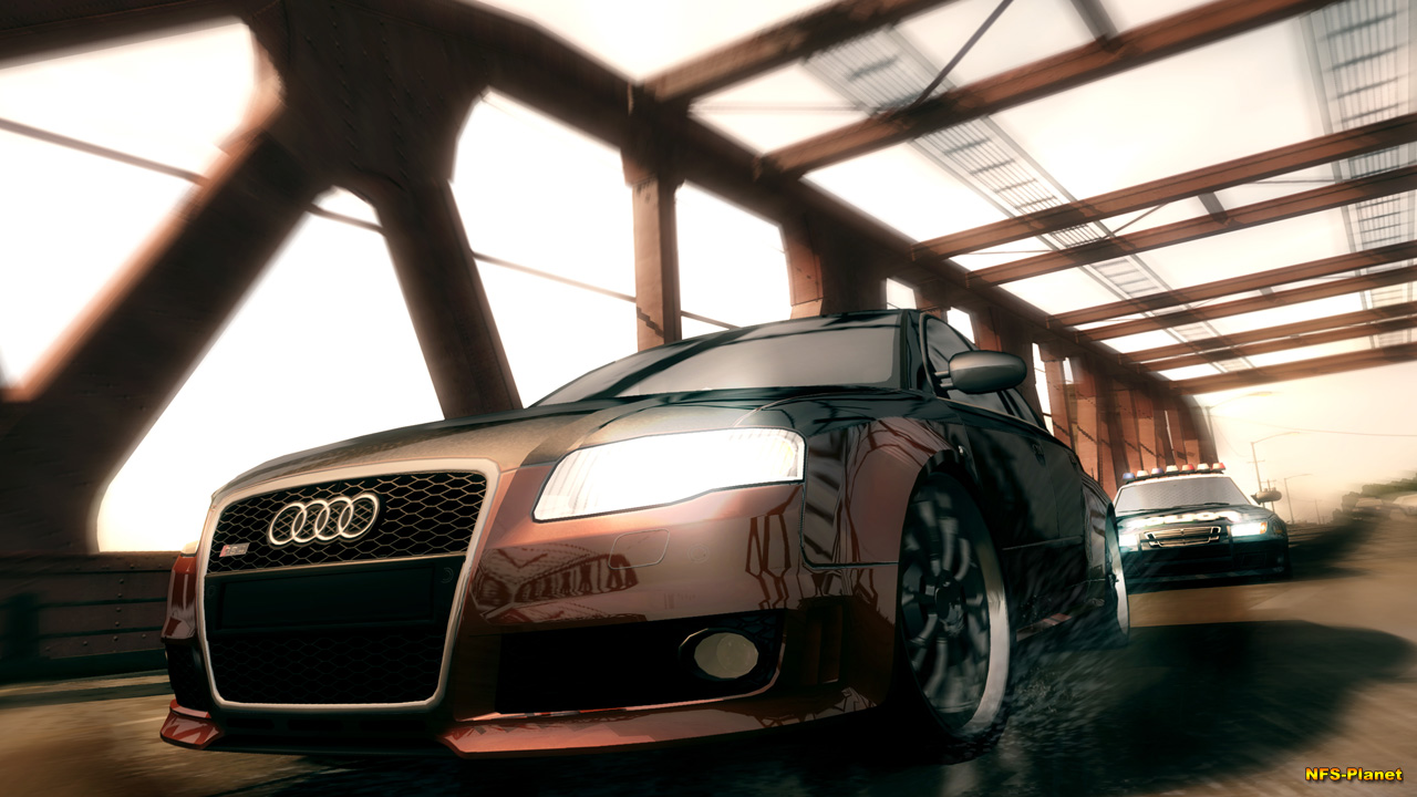 Скриншоты Need For Speed Undercover