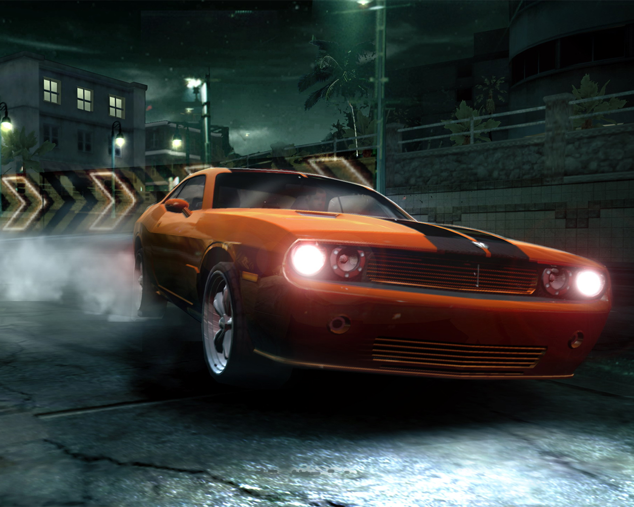 Обои Need for Speed Carbon (wallpapers Need for Speed Carbon)