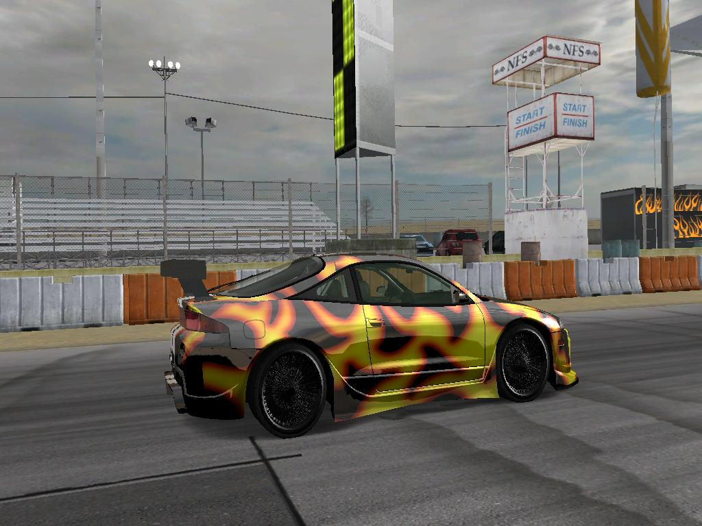 Need for Speed ProStreet. Скриншоты.